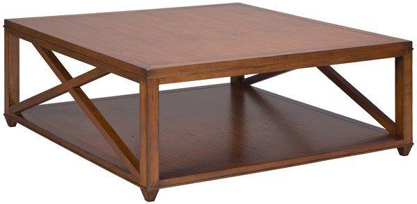 Elis Coffee Table 46W 46D 18H