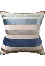 Teller Stripe Blue 22x22