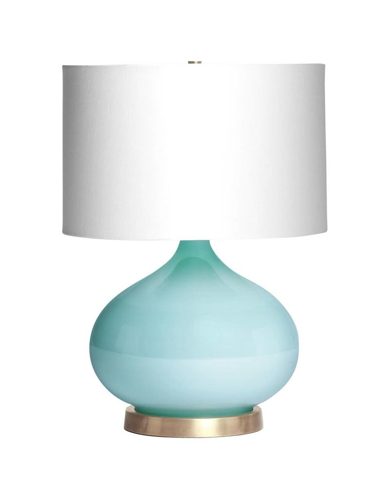 Candace Table Lamp - Turquoise
