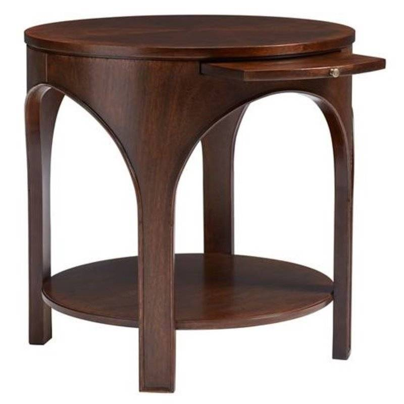 Portico Lamp Table 27.13H 26W 26D
