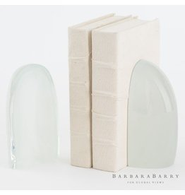 Iceberg Bookends Mist - Pair