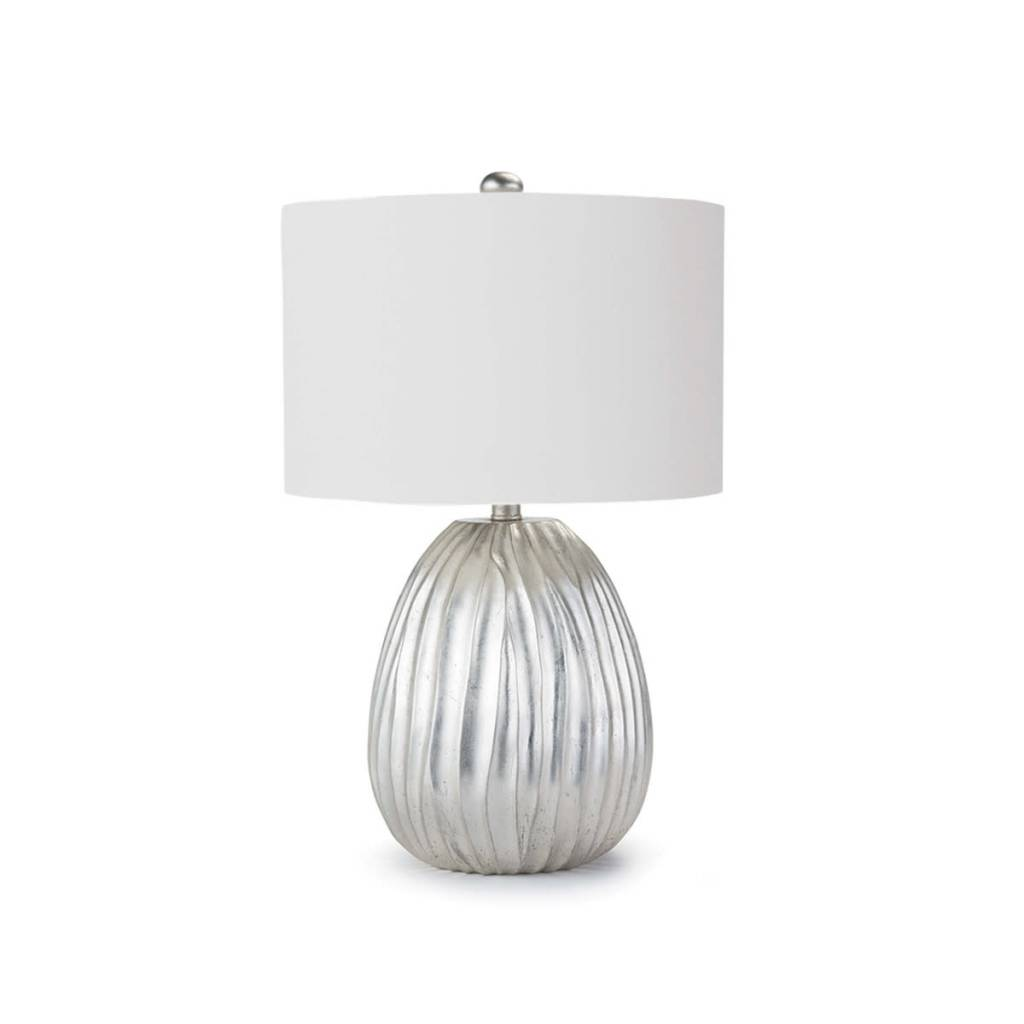 Dune Table Lamp Silver 23H 15W