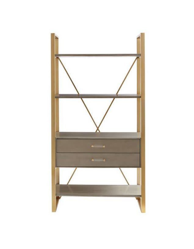 Harwell Bookcase 36W 14.5D 69H