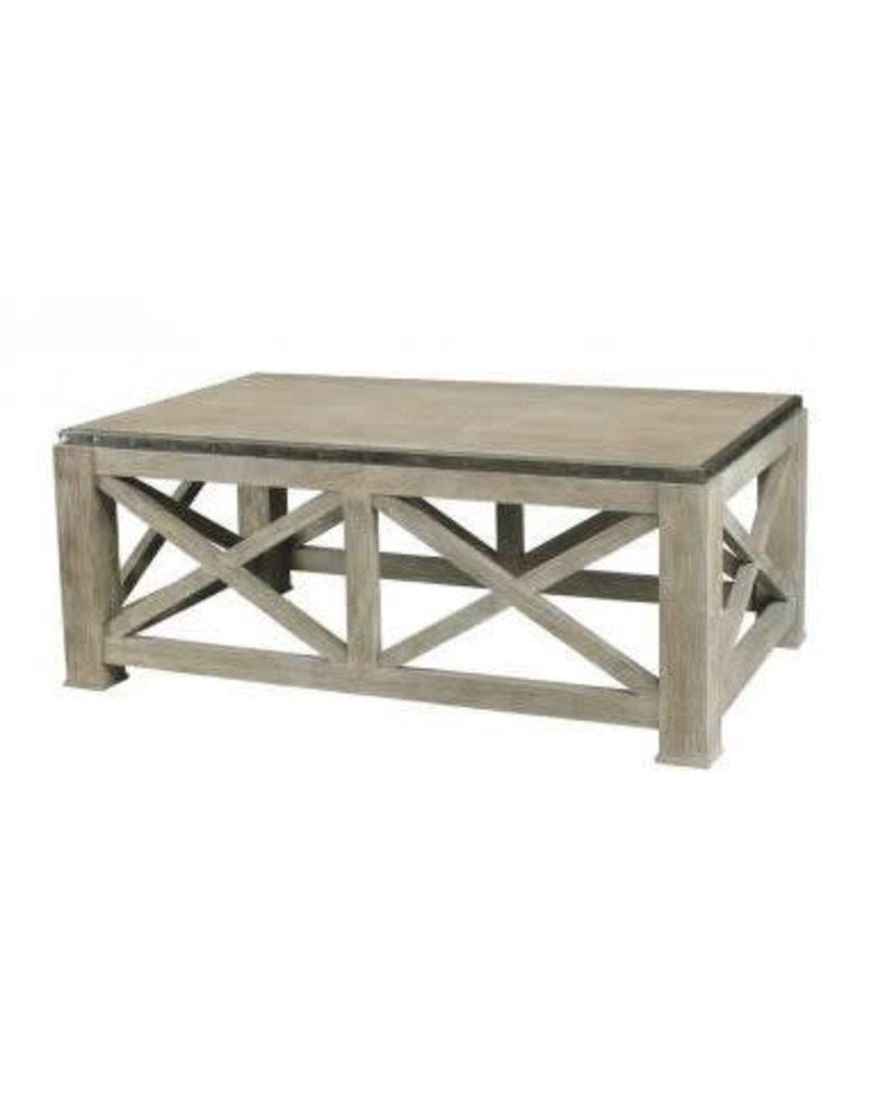 BURLEIGH SLIM COCKTAIL TABLE 48W 30D 19H