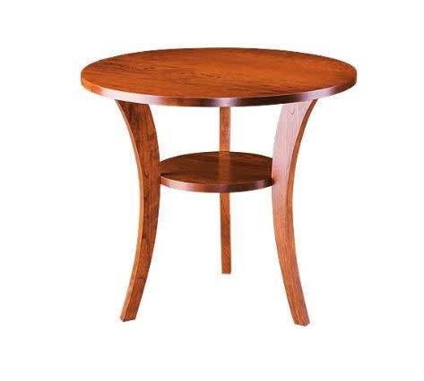 "Maple Joe's 25"" Table"