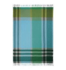 Bampton Emerald Throw 75x51