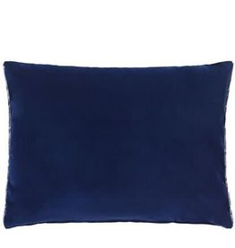 "CASSIA INDIGO PILLOW 24"" X 18"""