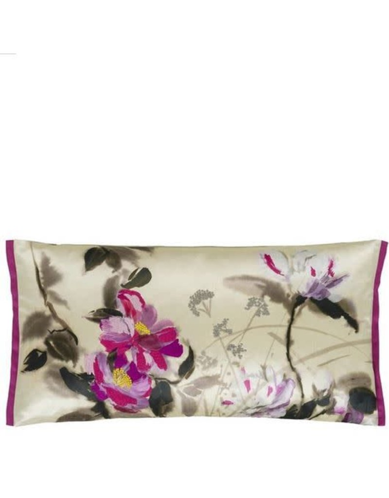 "LISSE AMETHYST PILLOW 24"" X 12"""