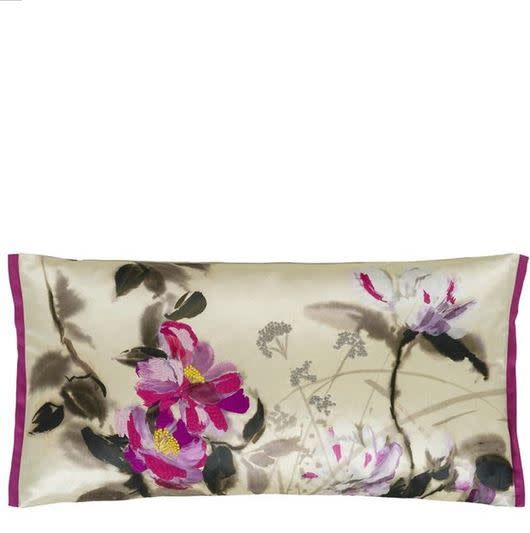 Lisse Amethyst Pillow 24x12
