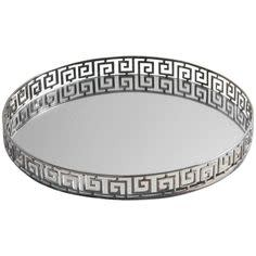 MEANDROS ROUND TRAY