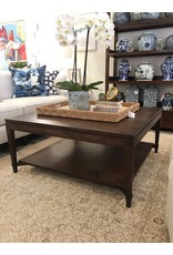"""MAPLE AVA 42"""" COCKTAIL TABLE"""