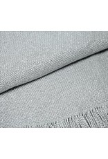SILVER BAMBOO THROW 42X72