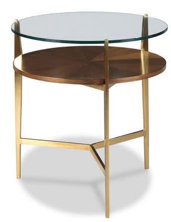 La Scala Side Table 24W 24D 27H
