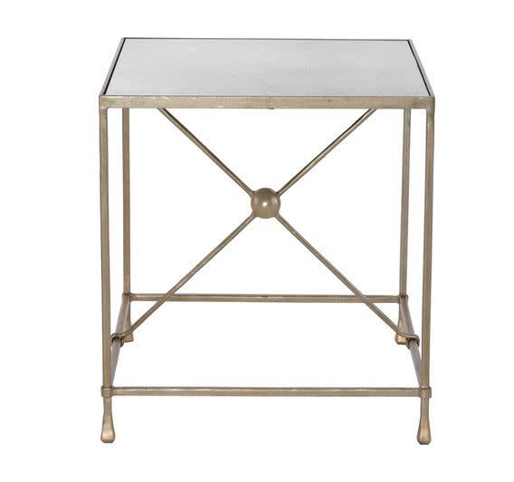 Rowley End Table 24.5W 28.5D 26H