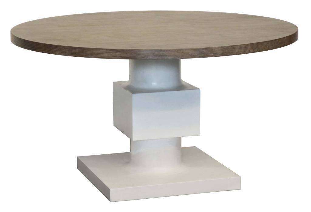 Newberry Round Dining Table 56 Brook Taylor Interiors