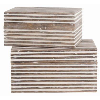 Trinity Box - Small 13w x 6.5h x 8d