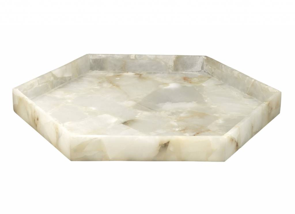 Antonia Hexagon Tray Large