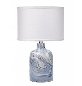 Atmosphere Table Lamp - White and Blue