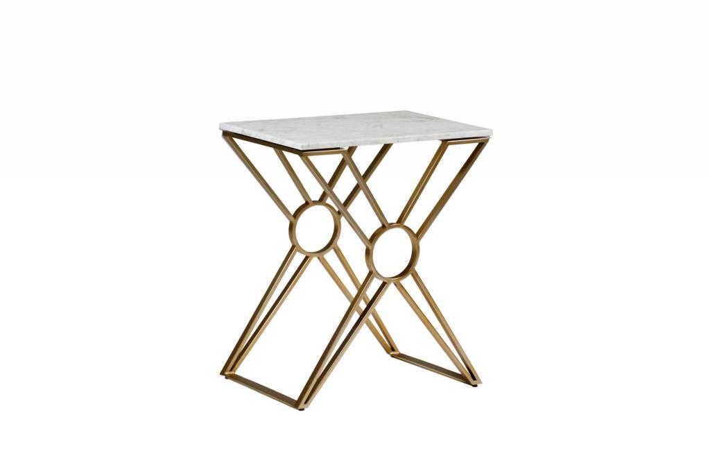 Tara Side Table 20w 15d 24h