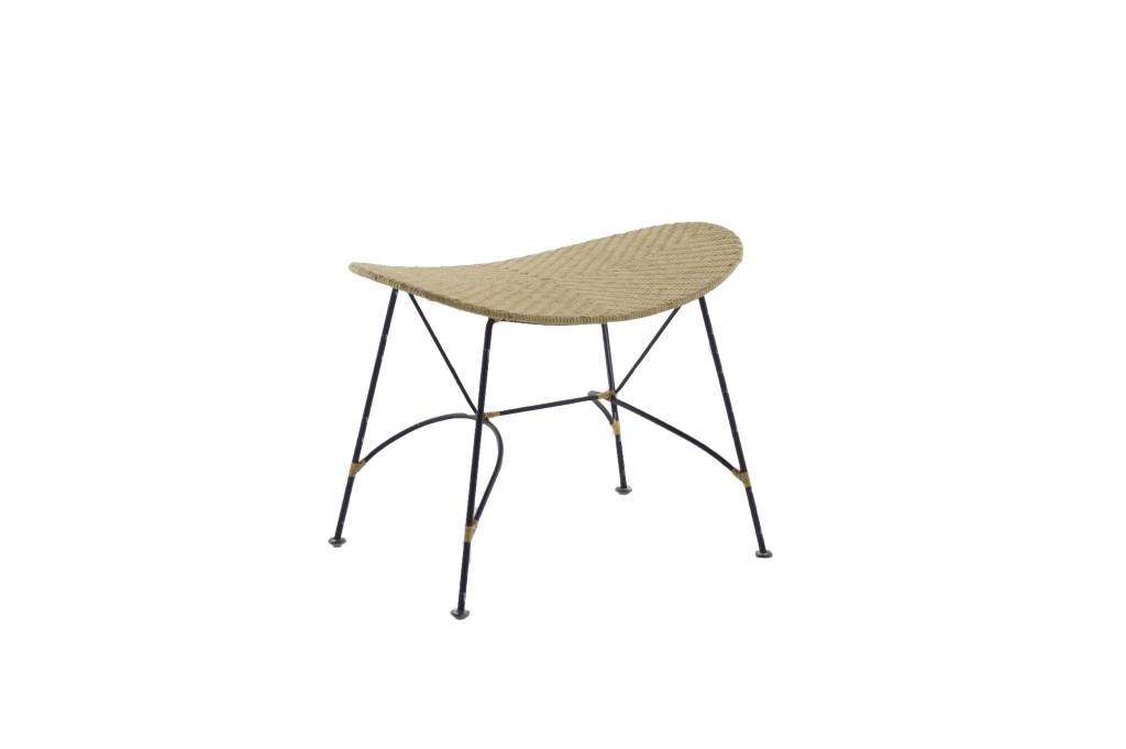 Reed Foot Stool 22w 16d17h