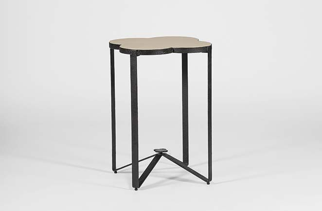 Cynthia Side Table 21w25h