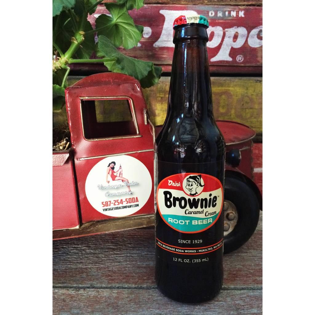 Orca Brownie Caramel Root Beer