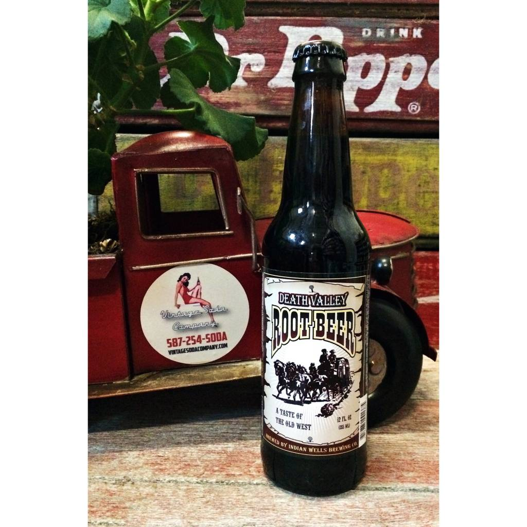 Rocket Fizz Death Valley Root Beer