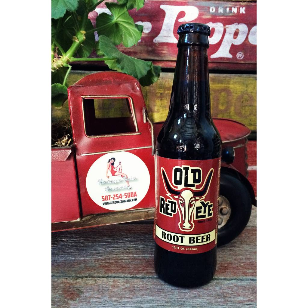Orca Old Red Eye Root Beer