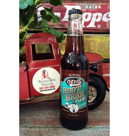 Rocket Fizz O-Zell Root Beer Float