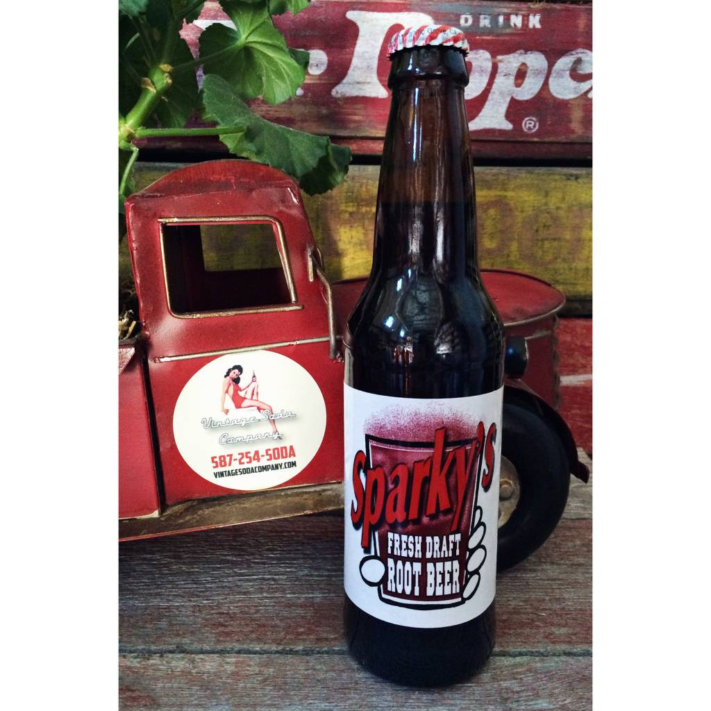 Sparky's Root Beer