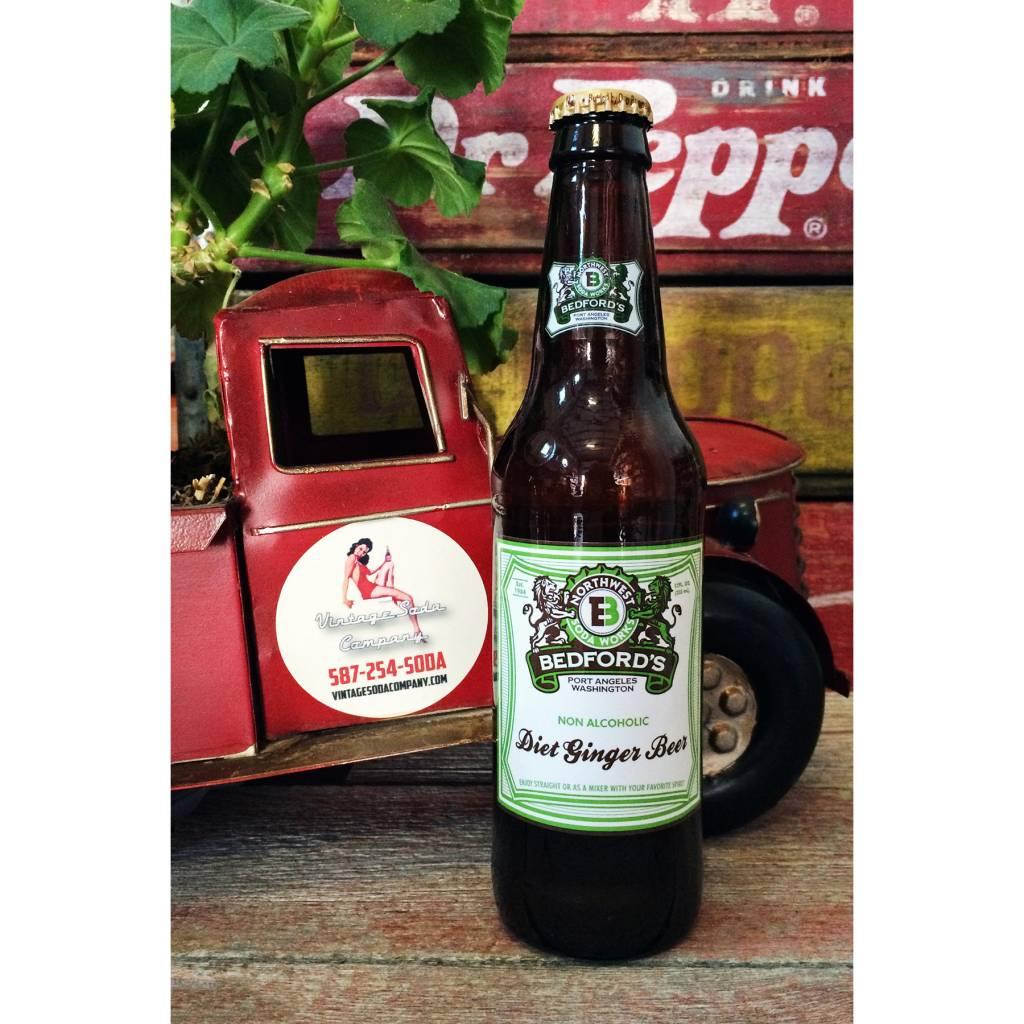 Orca Diet Bedfords Ginger Beer