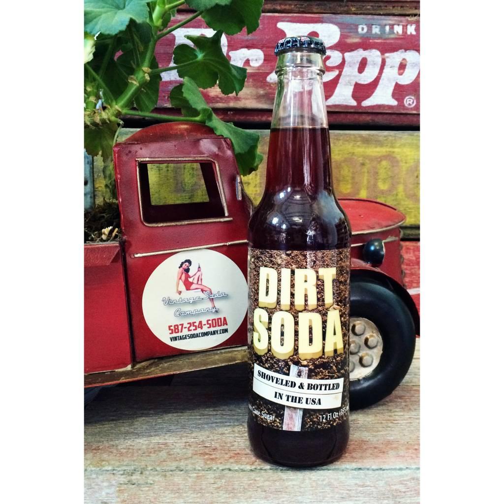 Rocket Fizz Dirt Soda
