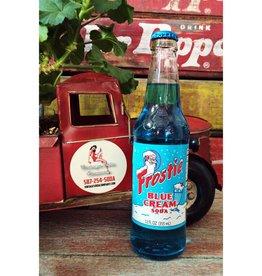 Frostie Frostie Blue Cream Soda - bottle