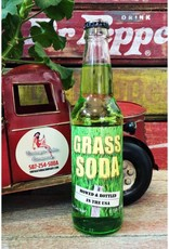 Rocket Fizz Grass Soda