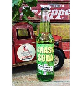 Rocket Fizz Grass Soda