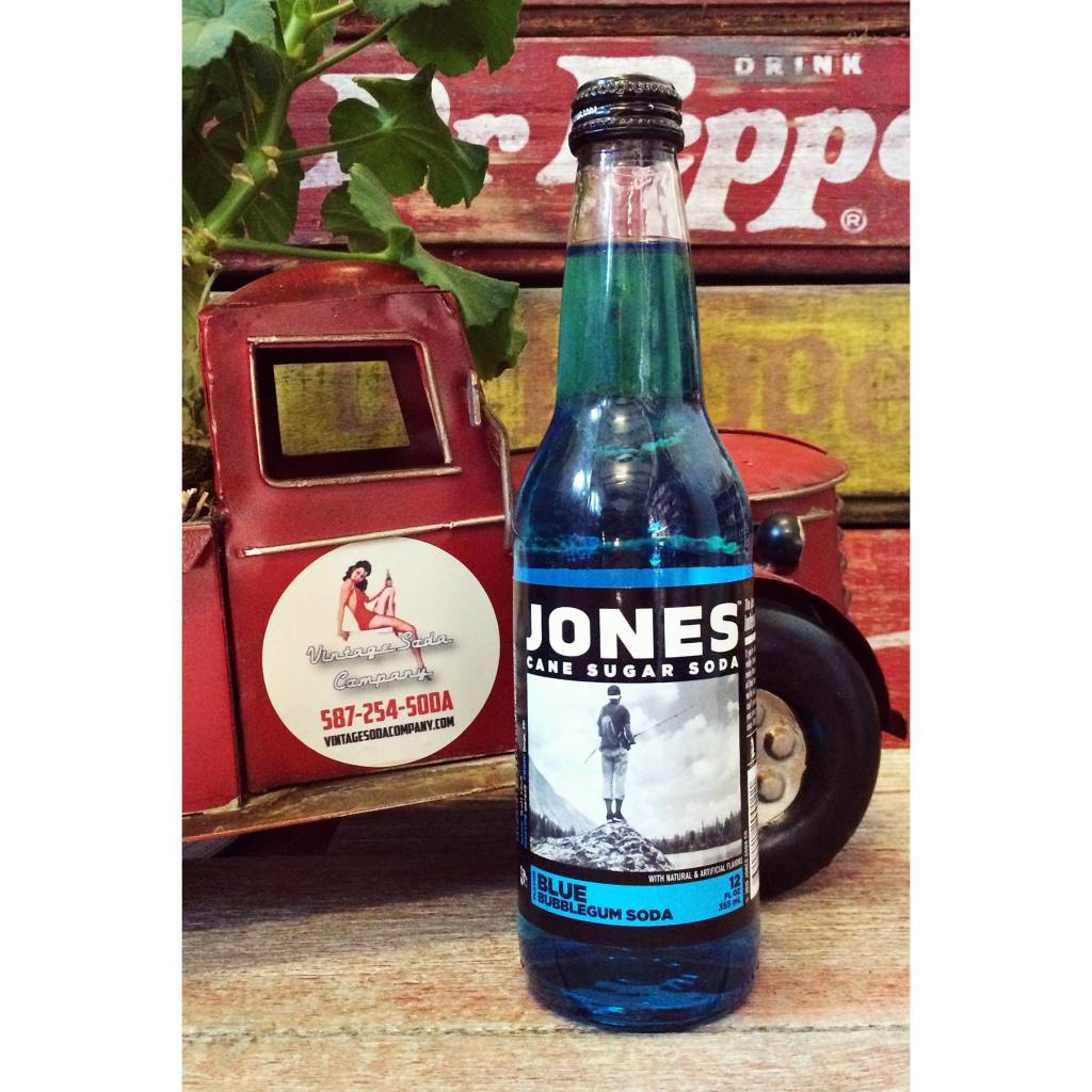 Jones Soda Jones Bubble Gum Soda
