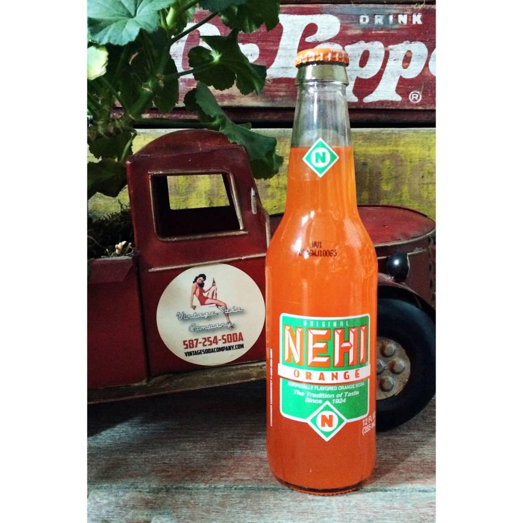 Orange Nehi