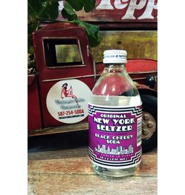 New York Seltzer New York Seltzer Black Cherry