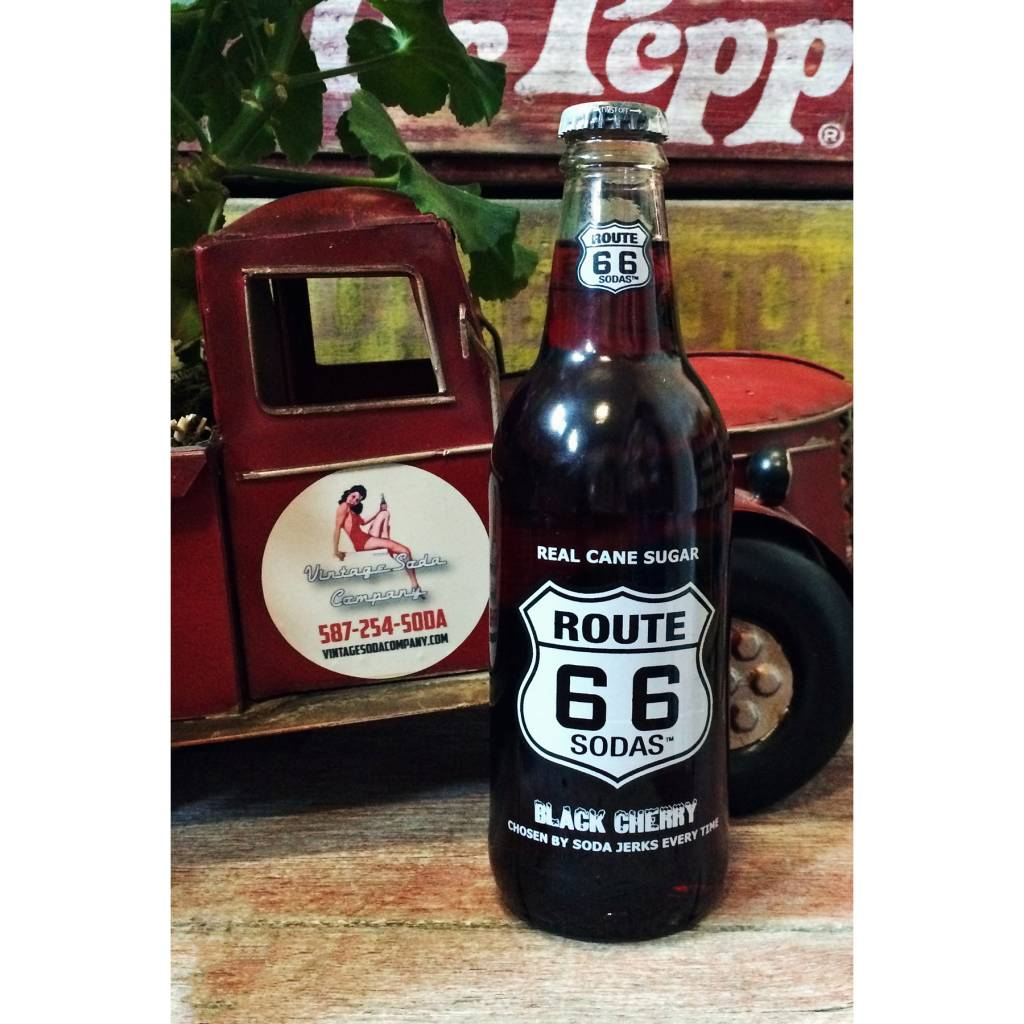 Route 66 Route 66 Black Cherry