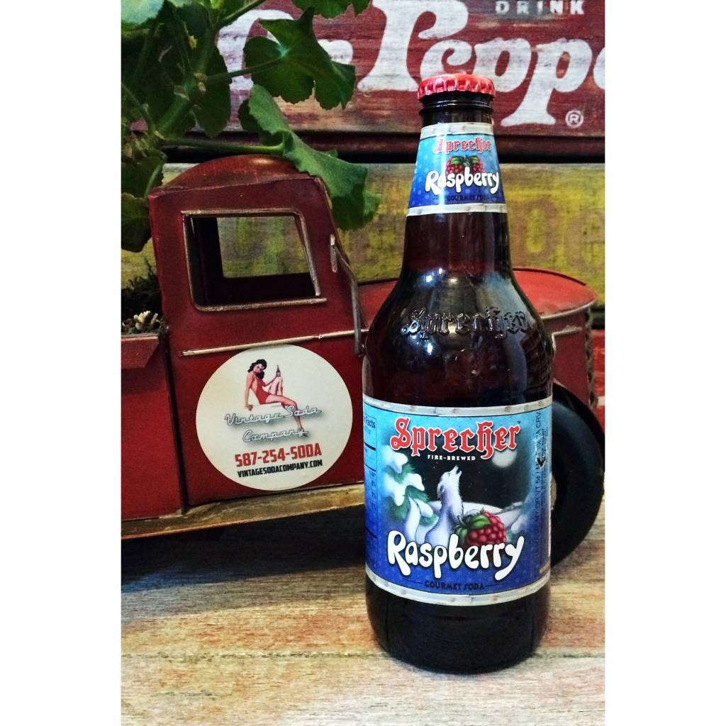 Sprecher's Brewery Sprecher's Raspberry