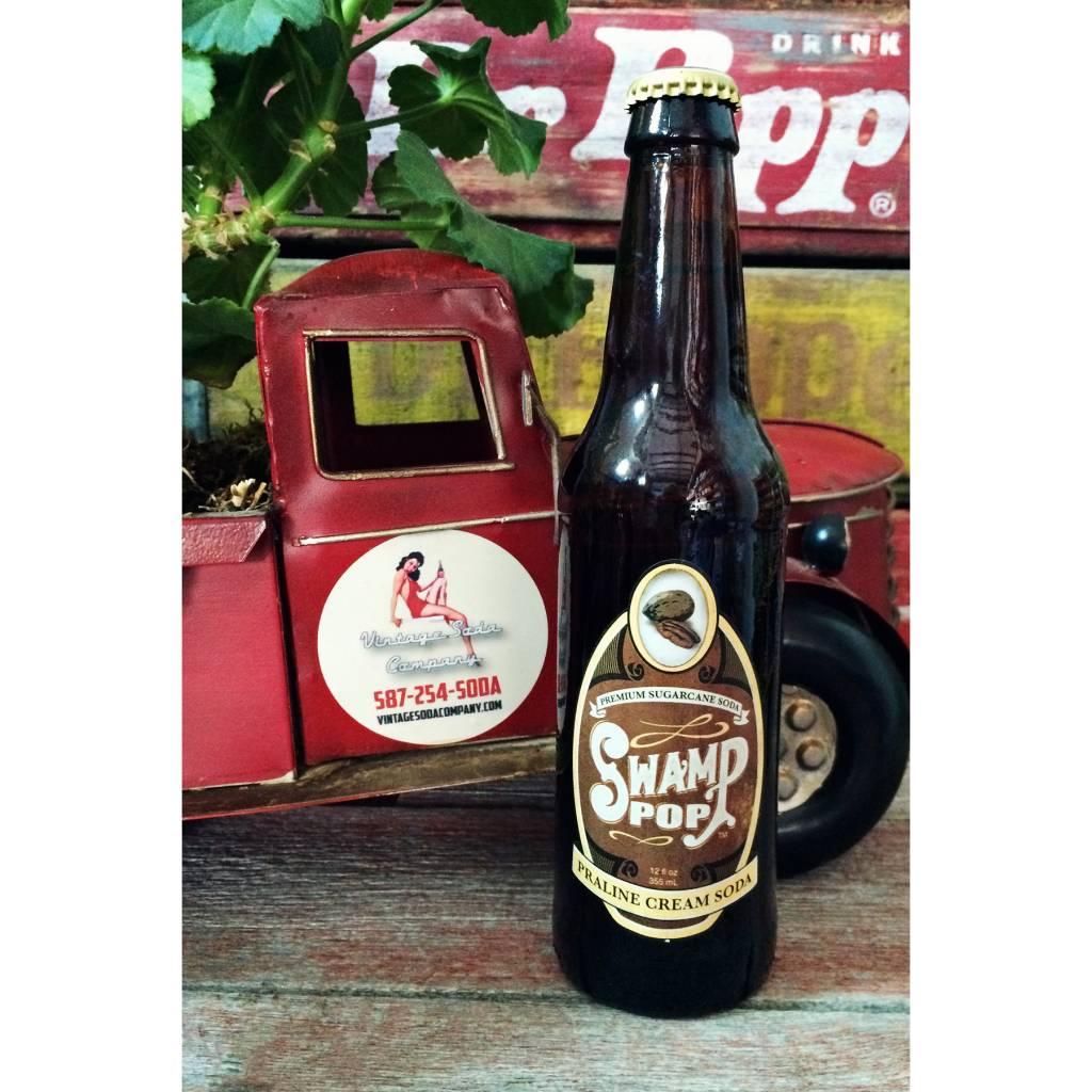 Swamp Pop Cream Soda