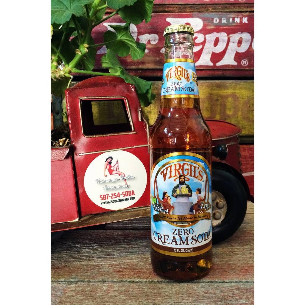 Virgil's Virgil's Zero Cream Soda