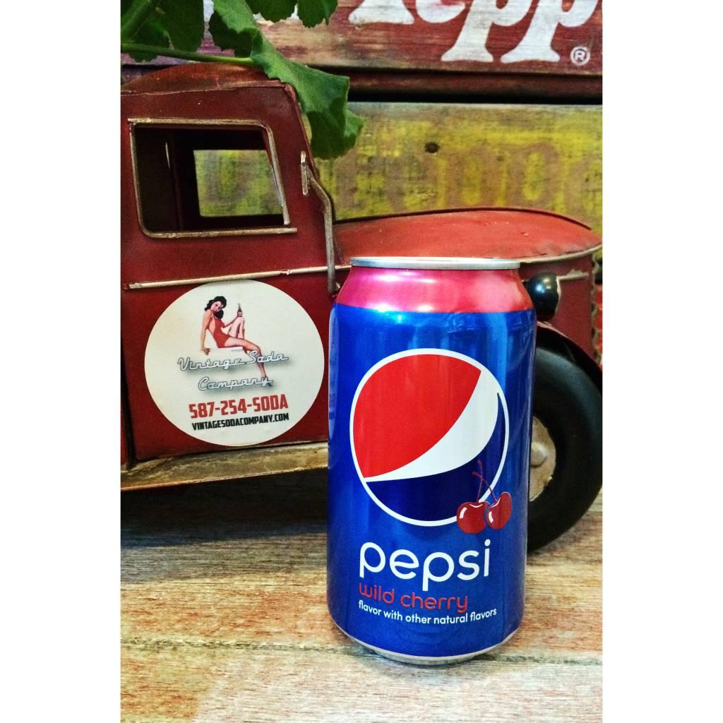 Wild Cherry Pepsi