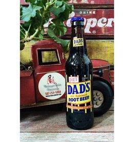 Orca Dad's Diet Root Beer