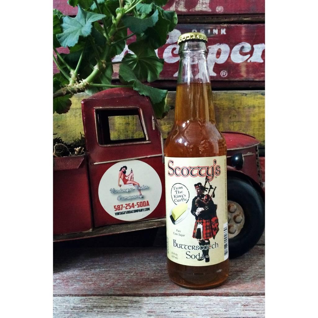 Rocket Fizz Scottys Butterscotch Soda