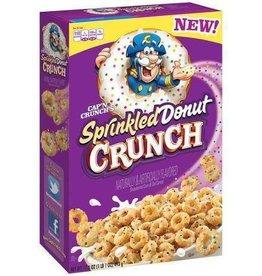 Cap'n Crunch Sprinkled Donut