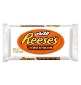 White Chocolate Reese Cups