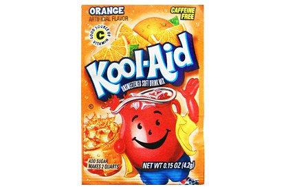 Orange Kool-Aid