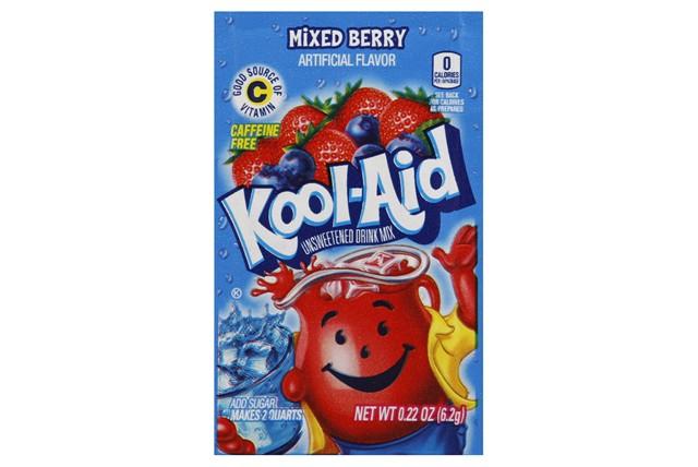 Mixed Berry Kool-Aid