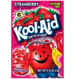 Strawberry Kool-Aid